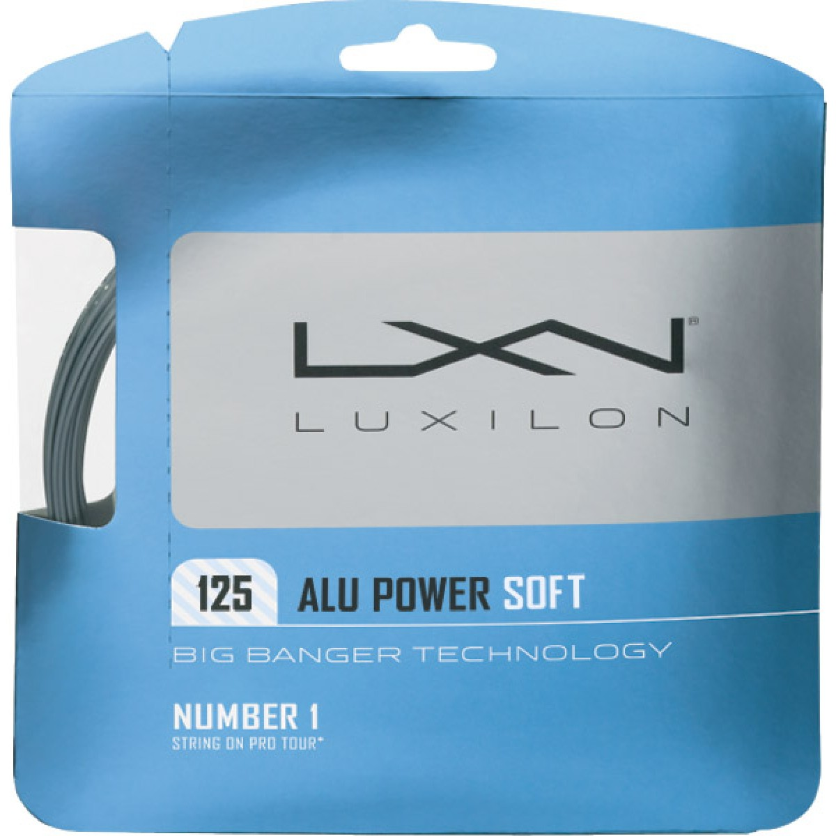 CORDAGE LUXILON ALU POWER SOFT  (12 METRES)