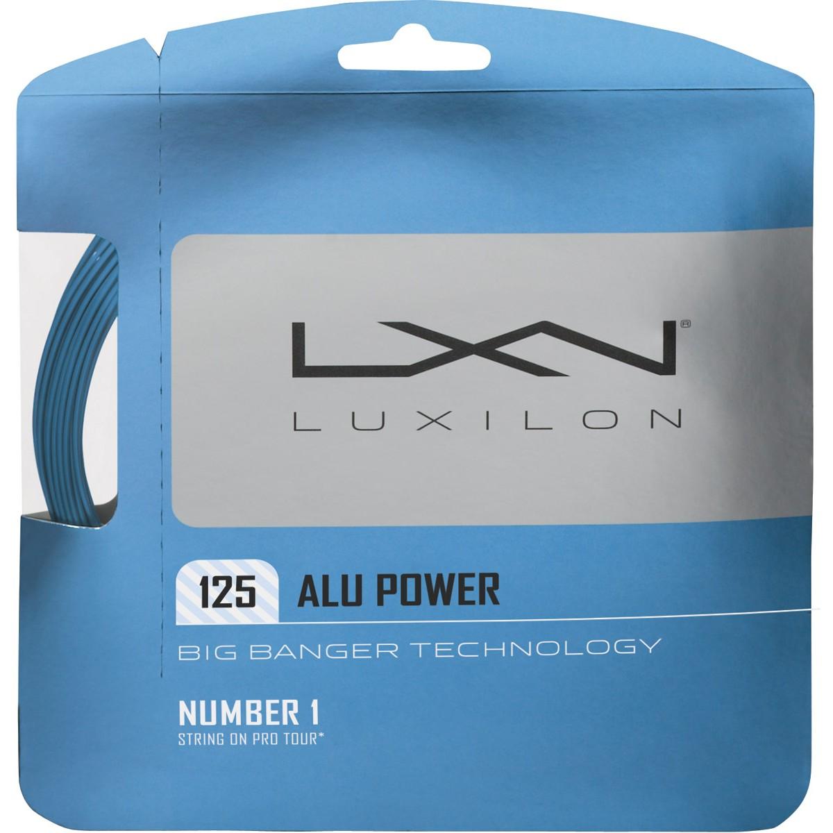 CORDAGE LUXILON BIG BANGER ALU POWER ICE BLUE (12 METRES)
