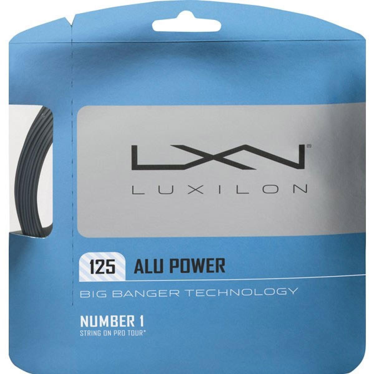 CORDAGE LUXILON BIG BANGER ALU POWER (12 METRES)