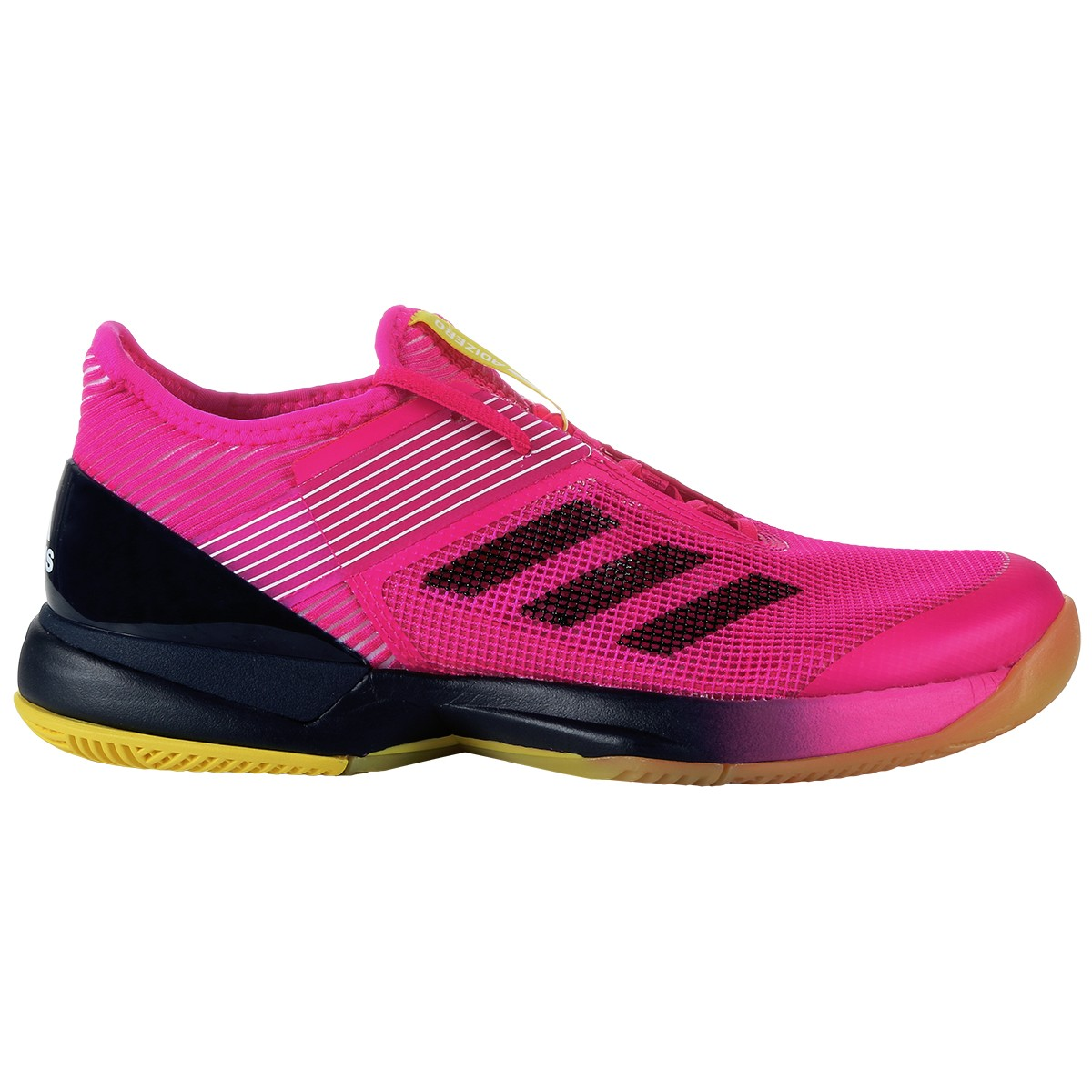 new product 6d9e2 5b475 CHAUSSURES ADIDAS FEMME ADIZERO UBERSONIC 3 TOUTES SURFACES +