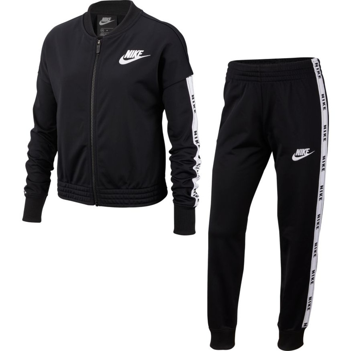 SURVETEMENT NIKE JUNIOR FILLE TRICOT - NIKE
