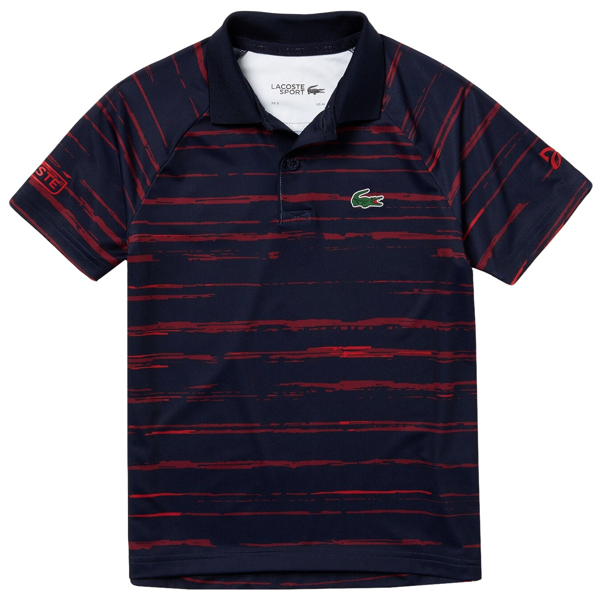 POLO LACOSTE JUNIOR TENNIS DJOKOVIC