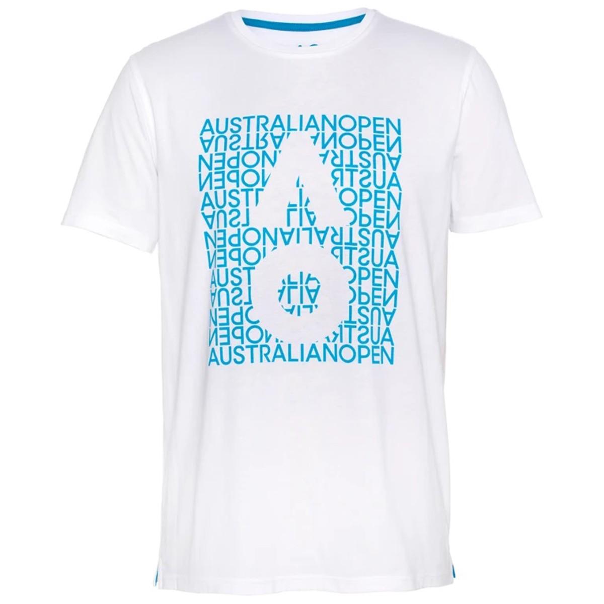 T-SHIRT AUSTRALIAN OPEN 2020 PLAYFUL