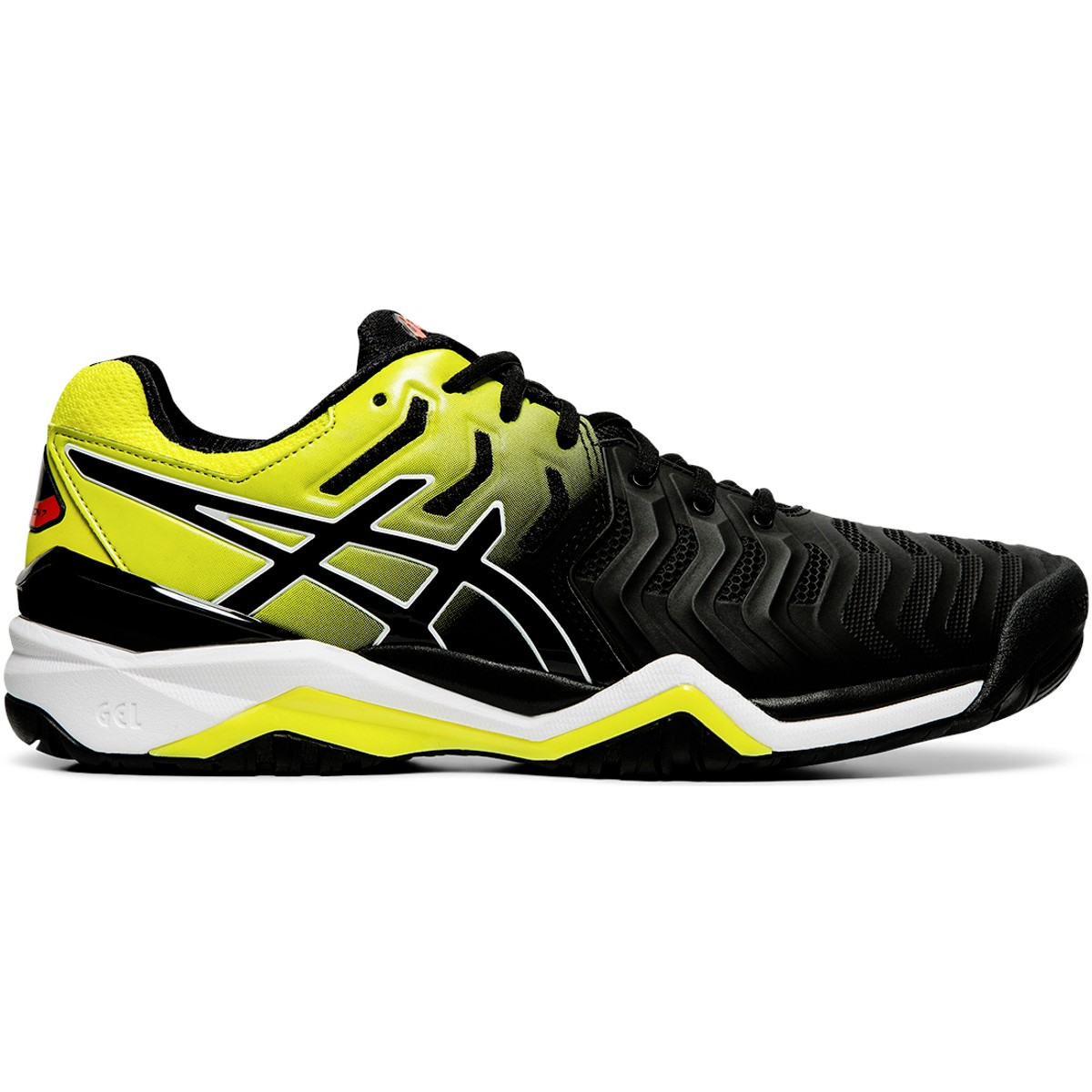 CHAUSSURES ASICS RESOLUTION 7 TOUTES SURFACES