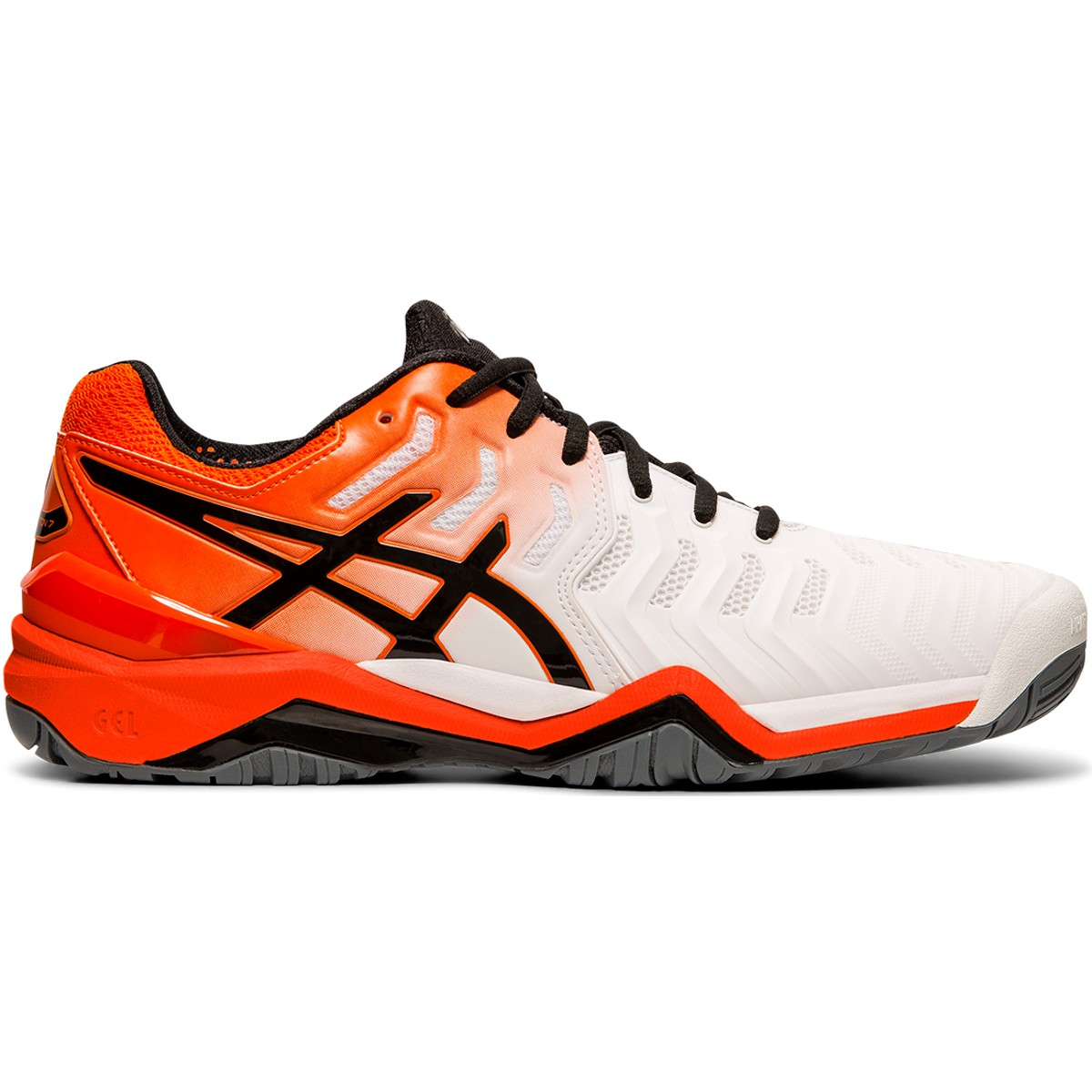 Asics Surfaces Homme Chaussures Toutes Resolution 7 OZ80kXwPNn