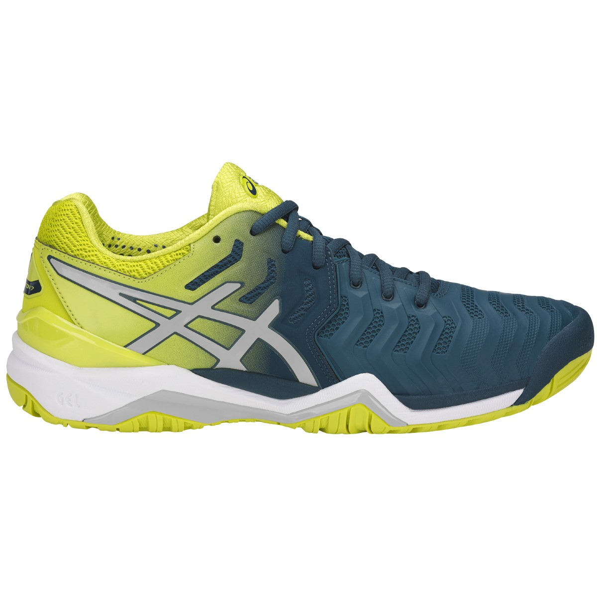 CHAUSSURES ASICS GEL RESOLUTION 7 TOUTES SURFACES ASICS