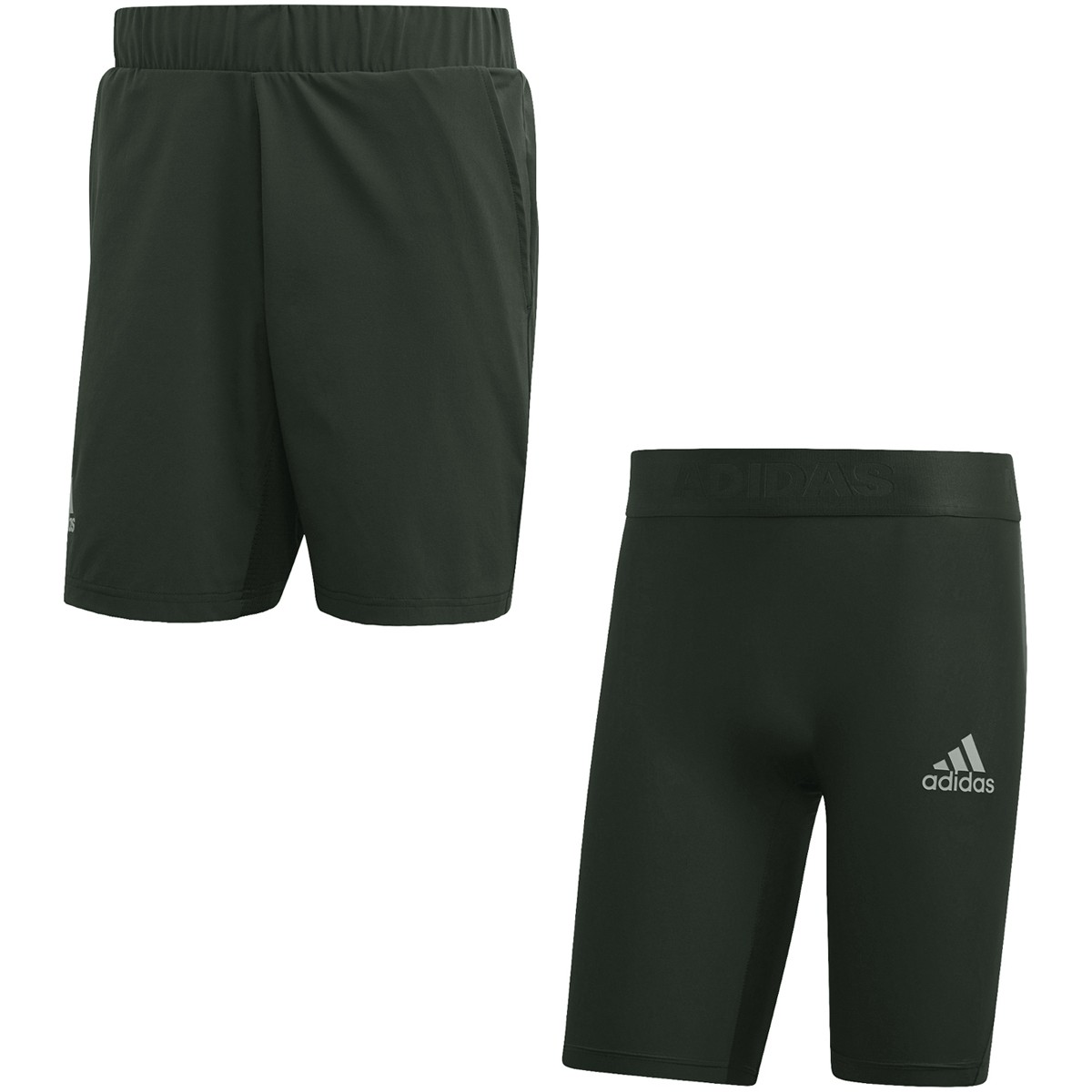 SHORT ADIDAS 2 EN 1 OPEN D'AUSTRALIE ATHLETES