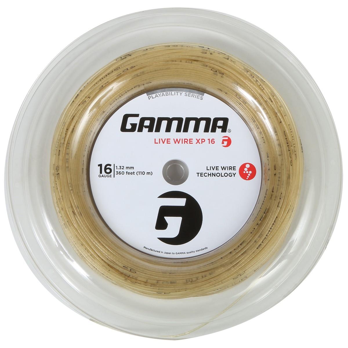 BOBINE GAMMA LIVE WIRE XP 17 110M