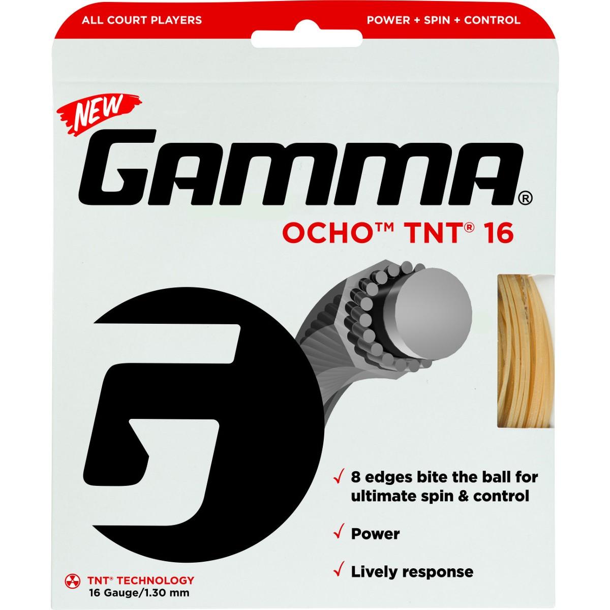 CORDAGE GAMMA OCHO TNT 12.2M