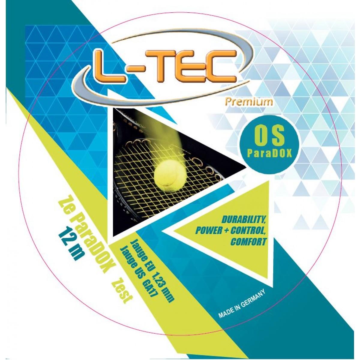 CORDAGE L-TEC OS PARADOX HYBRID (2x 6.50 METRES)