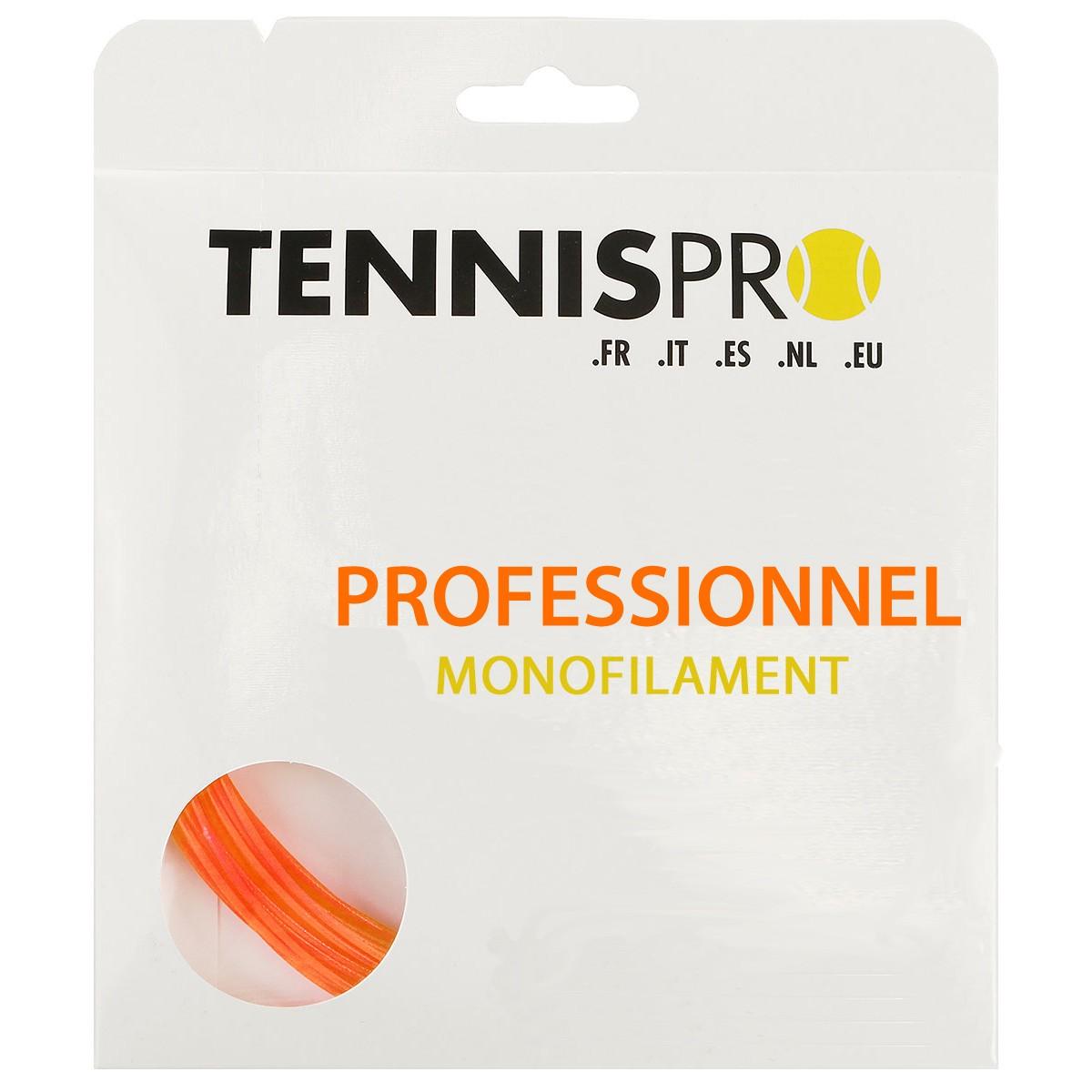 CORDAGE TENNISPRO PROFESSIONNEL (12 METRES)