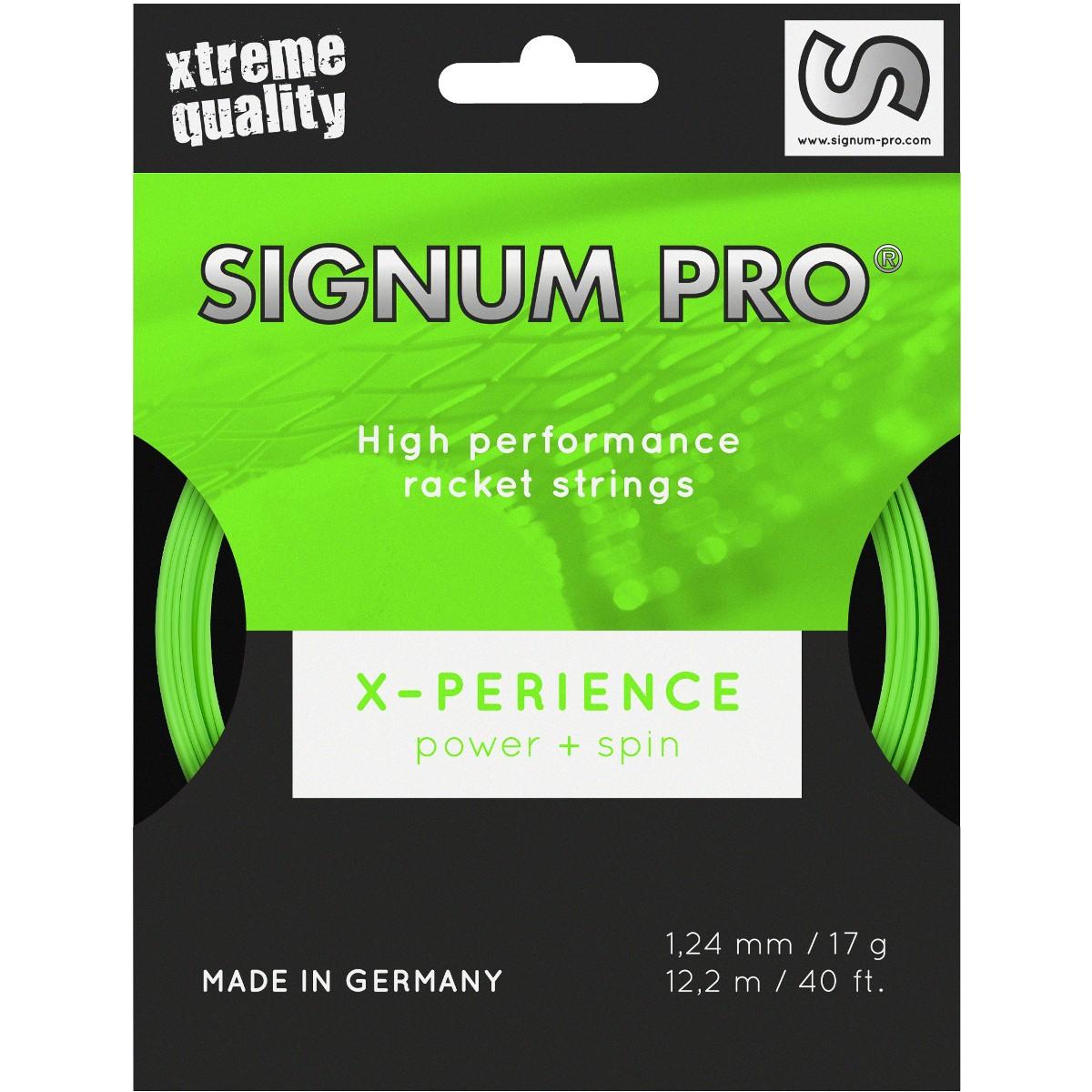 CORDAGE SIGNUM PRO X-PERIENCE (12 METRES)