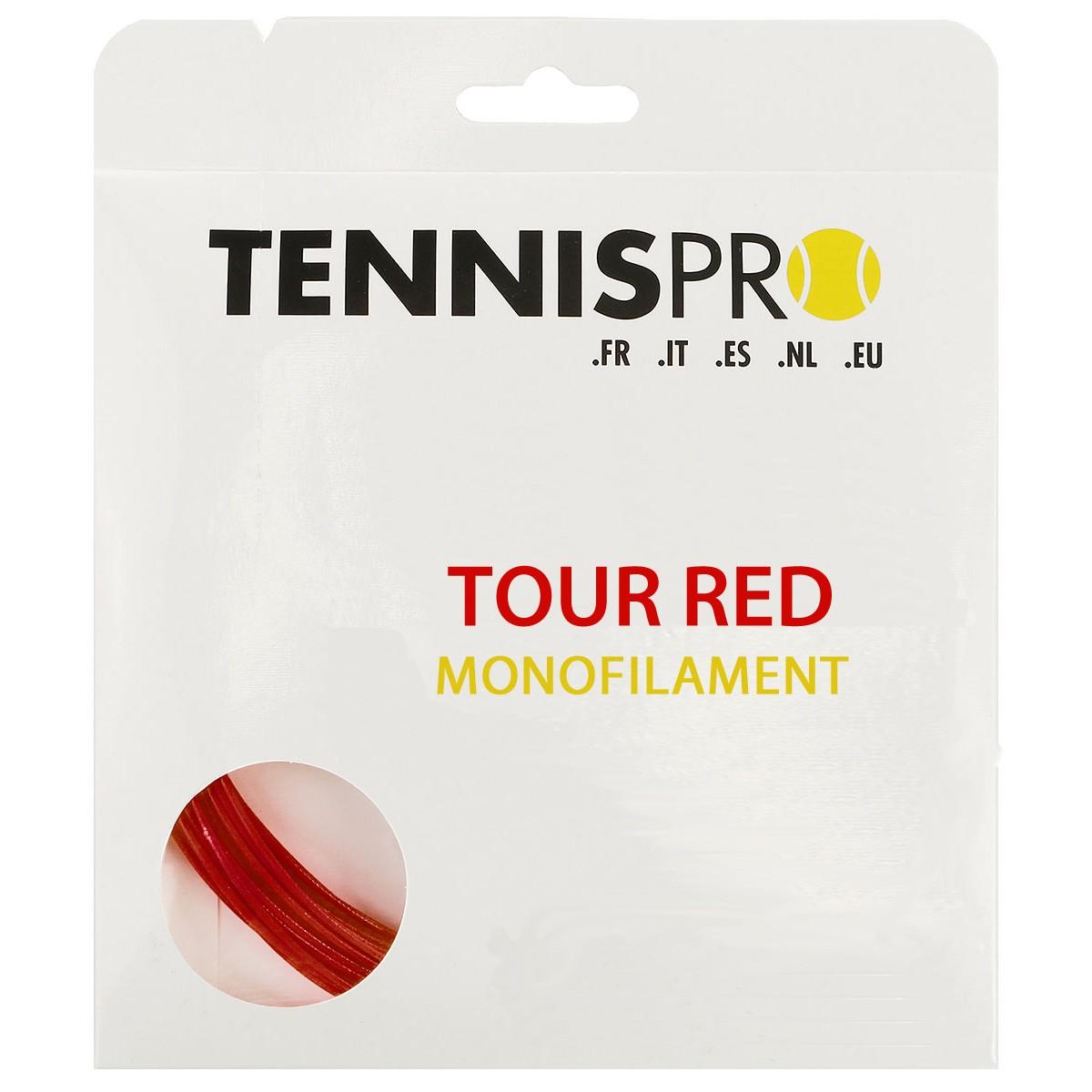 CORDAGE TENNISPRO TOUR RED (12 METRES)
