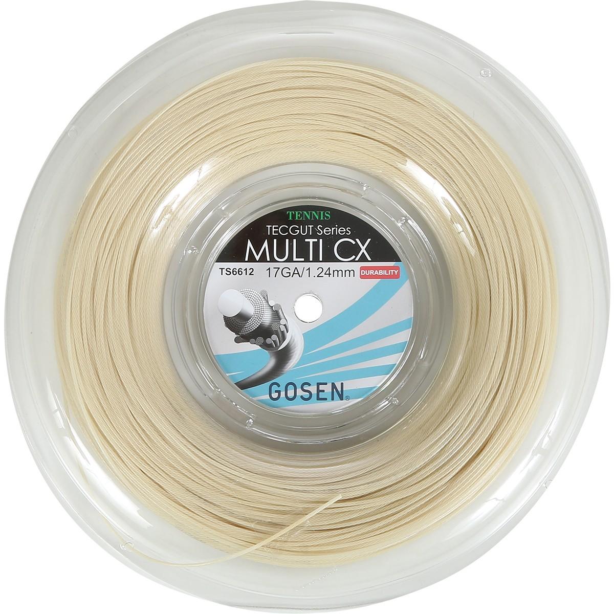 BOBINE GOSEN TECGUT MULTI CX (240 METRES)