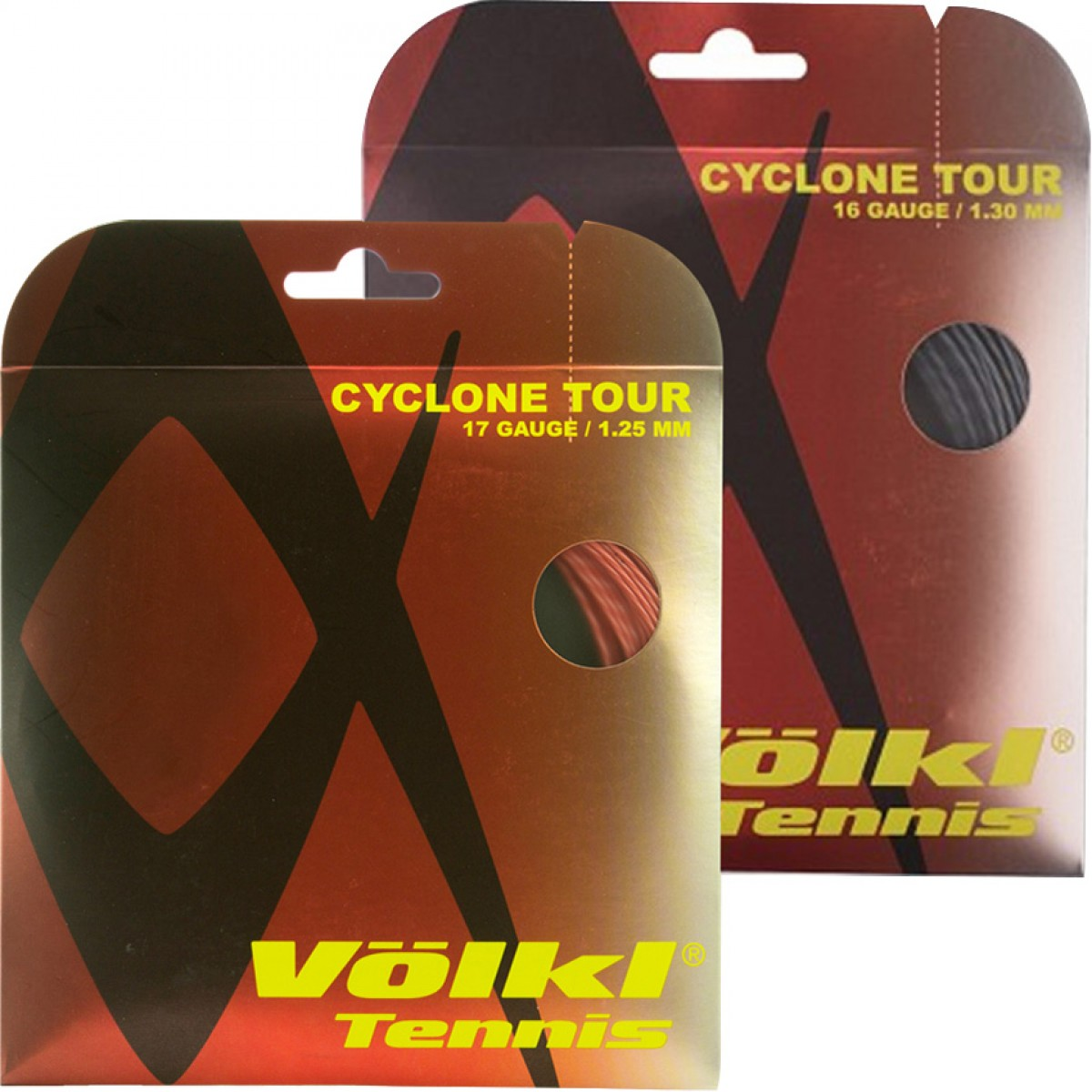 CORDAGE VOLKL CYCLONE TOUR (12 METRES)