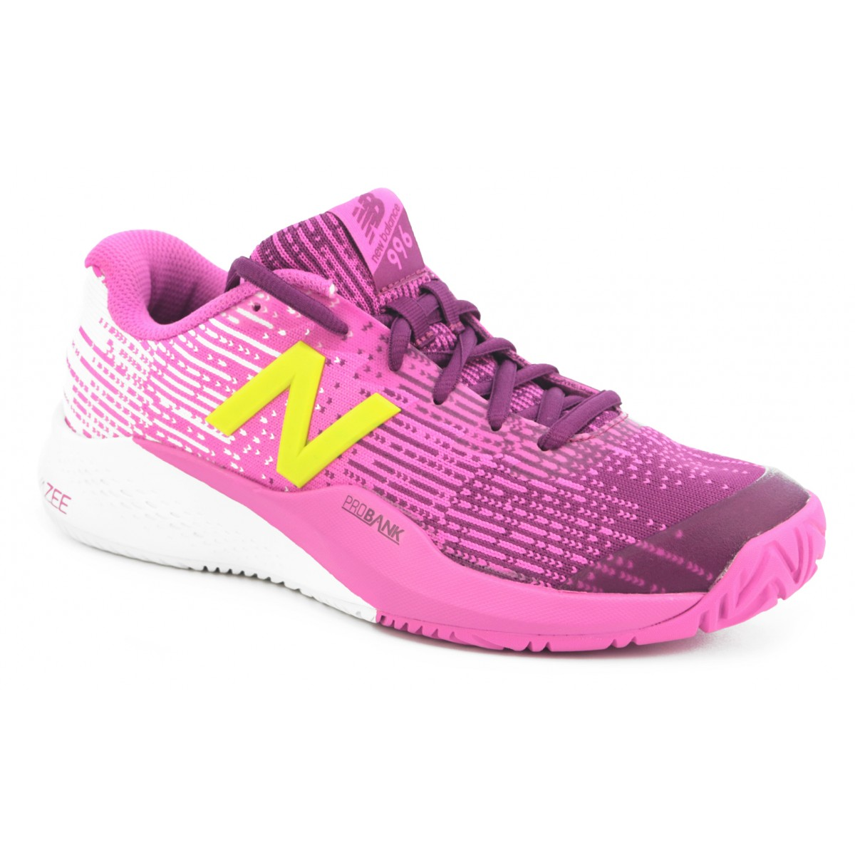 huge discount 4acd2 6198c CHAUSSURES NEW BALANCE FEMMES WC996 V3 +