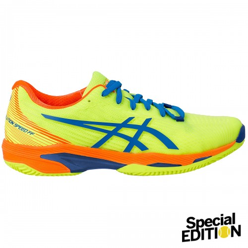 CHAUSSURES  SOLUTION SPEED FF 2 TERRE BATTUE EDITION LIMITEE