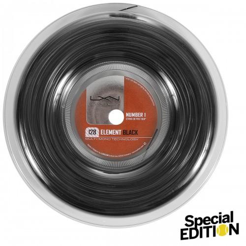 BOBINE  ELEMENT BLACK (200 METRES)