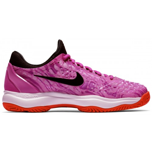 CHAUSSURES  FEMME AIR ZOOM CAGE 3 TOUTES SURFACES