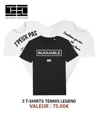 Grand Jeu Concours Tennispro Ete 2019 30 Lots A Gagner Tennispro