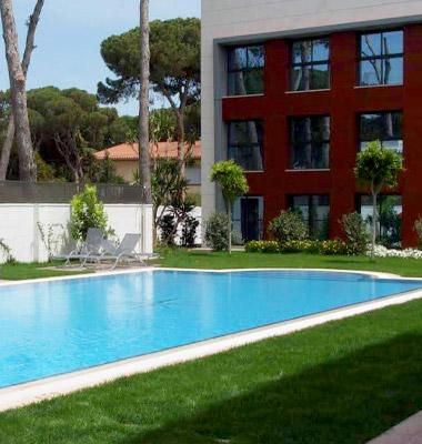 Hotels avec piscine