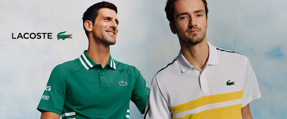 NOUVELLE COLLECTION LACOSTE MELBOURNE