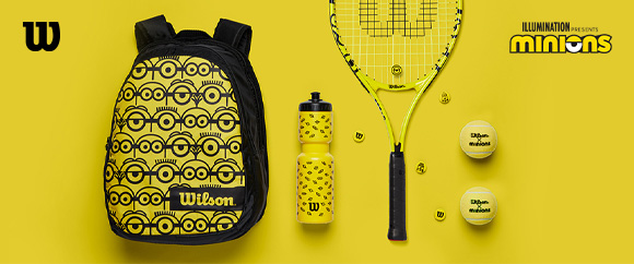COLLECTION WILSON MINIONS