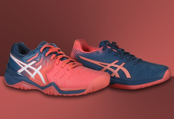 detailed look 17db8 d85ff Chaussures asics femme