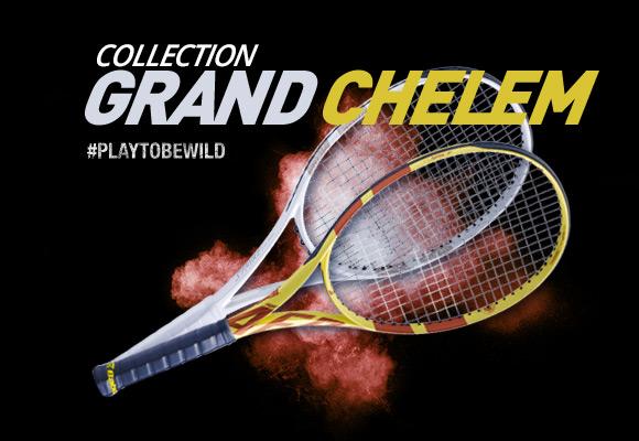 Raquettes Babolat Roland-Garros et Wimbledon
