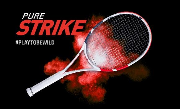Raquettes Babolat Pure Strike