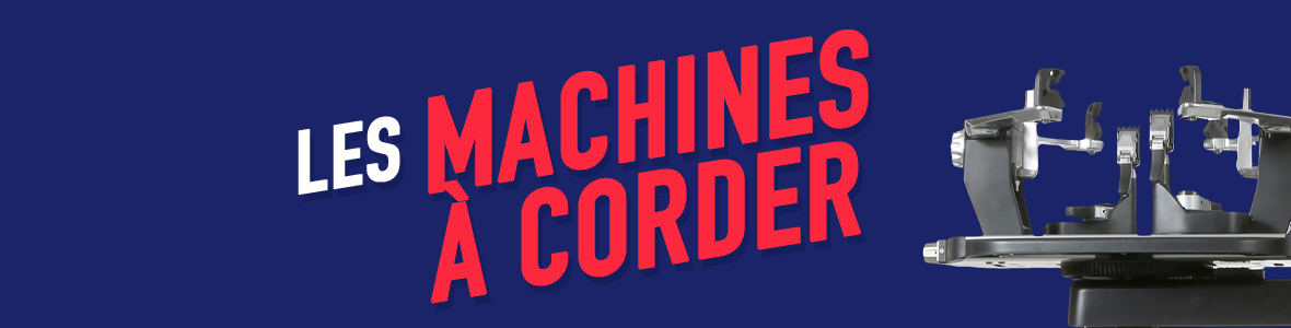 Les machines à corder
