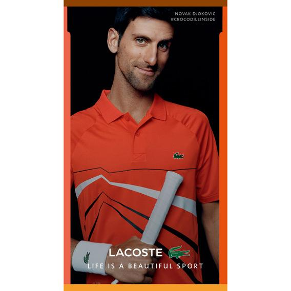 Collection Novak Djokovic