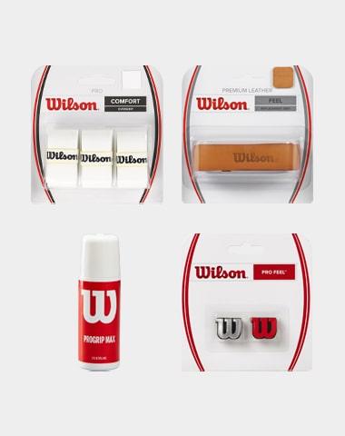 Accessoires Wilson