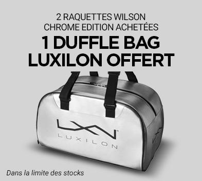 Wilson chrome Luxilon