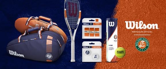Wilson Roland Garros shop